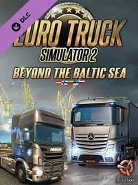 Euro Truck Simulator 2 - Beyond the Baltic Sea Steam Key GLOBAL