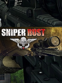 Sniper Rust VR Steam Key GLOBAL
