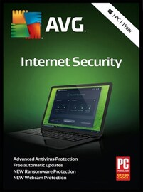 AVG Internet Security 1 User 1 Year AVG Key GLOBAL