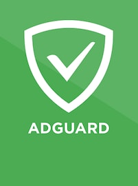 ADGUARD 6 1 Device 1 Year PC Key GLOBAL