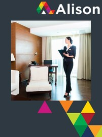 Hospitality Management Studies - Hotel Operations Alison Course GLOBAL - Digital Certificate