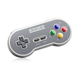 8Bitdo SF30 Wireless Controller with 2.4G NES Receiver Classic Joystick Gamepad for Android PC Mac