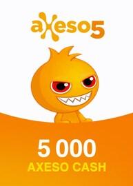 Axesocash - 5,000 GLOBAL