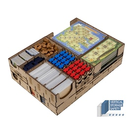 A Feast For Odin (Base Game Or With The Norwegians Exp) Organizer Insert