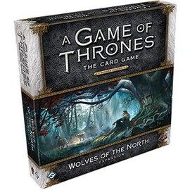 A GAME OF THRONES 2nd : WOLVES OF THE NORTH ENG