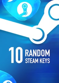 Random 10 Keys Steam Key GLOBAL