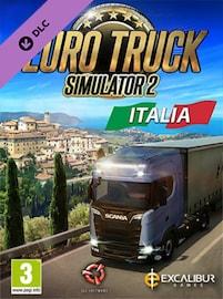 Euro Truck Simulator 2 - Italia Key Steam PC GLOBAL