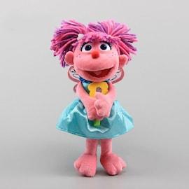 Abby Cadabby Doll Sesame Street Pink