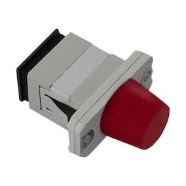 Adapter Światłowodowy Hybrydowy Qoltec Sc/upc-Fc/upc Simplex Singlemode
