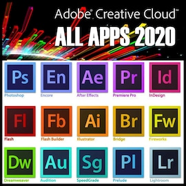 Adobe Creative Cloud (PC) 1 Month - Adobe Key - GLOBAL