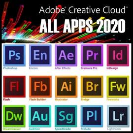 Adobe Creative Cloud (PC) 1 Year - Adobe Key - GLOBAL