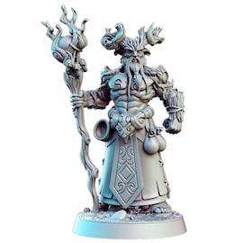 Aerlin - Elf, Figurka RPG