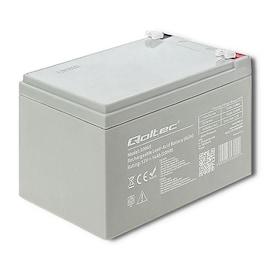 Akumulator Agm Qoltec   12V   14Ah   Max.210A