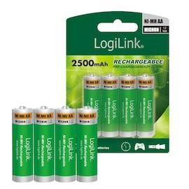 Akumulatory Aa Ni-Mh Logilink Lr6Rb4, 1.2V, 4Szt