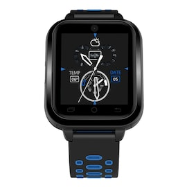 Android Smart Watch Finow Q1 Pro - 4G, 1.54 Inch Touch Screen, Pedometer, Heartrate Sensor, 2MP Camera