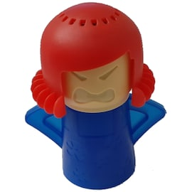 Angry Mama Microwave Cleaner Blue Universal