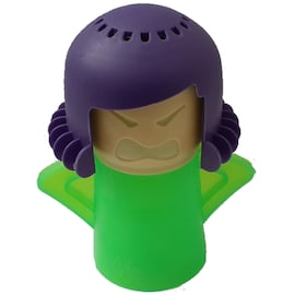 Angry Mama Microwave Cleaner Green Universal
