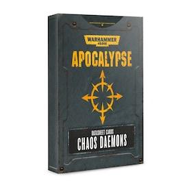 Apocalypse Datasheets: Chaos Daemons