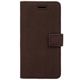 Apple iPhone 7- Surazo® Phone Case Genuine Leather- Nubuck Brown