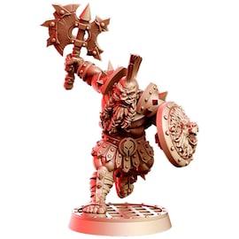 Arratos - gladiator, Figurka RPG