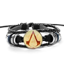 Assin's Creed Symbol Bracelet - Style 4