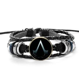 Assin's Creed Symbol Bracelet - Style 6