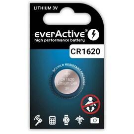 Bateria Litowa Cr1620 Everactive 1 Szt.