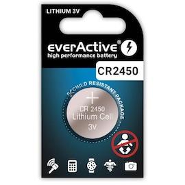 Bateria Litowa Cr2450 Everactive 1 Szt.