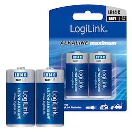 Baterie Alkaliczne Lr14 Logilink Lr14B2, 2Szt