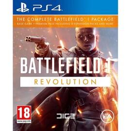 Battlefield 1 - Revolution Edition - EU PEGI [PlayStation 4]
