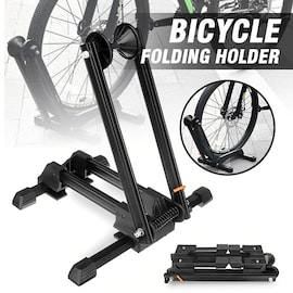 Bicycle Parking Stand - Black