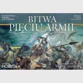 Bitwa Pięciu Armii Gra Planszowa