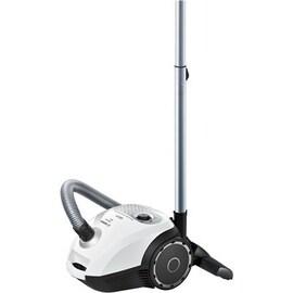 Bosch Moveon Mini Vacuum Cleaner Bgl25Mon9 600 W, Bagged, 3.5 L, 78 Db, White/black, Warranty 24 Mon