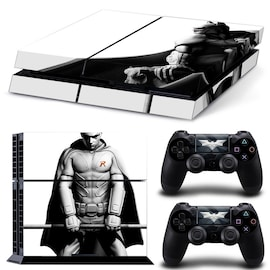Brand New PS4 Skin Body Stickers, Solid Color Sticker For Customise Your Gaming Console
