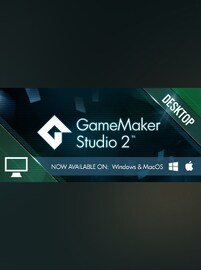 GameMaker Studio 2 Desktop Game Maker Key GLOBAL