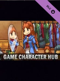 Game Character Hub PE: DS Generator Parts Steam Key GLOBAL - G2A COM