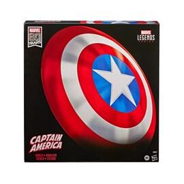 Captain America Shield - Marvel Legends Series (80th Anniversary) - Hasbro Multi-Colored