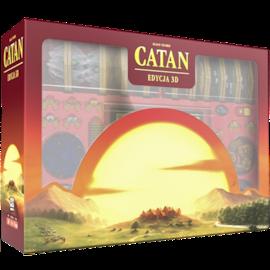 CATAN 3D - EDYCJA DELUXE