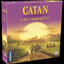 CATAN - KUPCY I BARBARZYŃCY (DODATEK)
