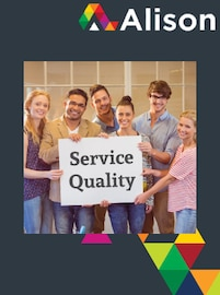 Introduction to Service Quality for Service Industries Alison Course GLOBAL - Digital Certificate