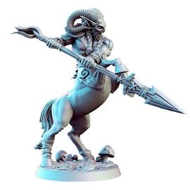 Ceiron - centaur, Figurka RPG