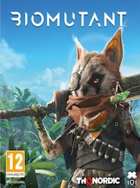 Biomutant vs The Witcher 2: Assassins of Kings