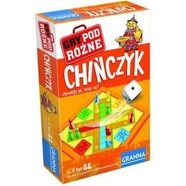 Chińczyk - wersja podróżna