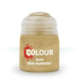 Citadel Base Iron Warriors (12ml)