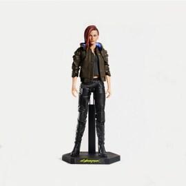 Cyberpunk 2077 Action Figure - V Female 30 cm - Black