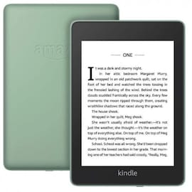 CZYTNIK E-BOOK AMAZON KINDLE PAPERWHITE 4 8GB WATERPROOF Z REKLAMAMI (ZIELONY)