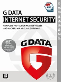 G Data Internet Security 1 Device 1 Year PC Key GLOBAL