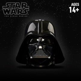 Darth Vader Electronic Helmet - Star Wars The Black Series (Premium Replica) - Hasbro Black