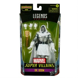 Dr. Doom - Marvel Legends Build a Figure - Hasbro White