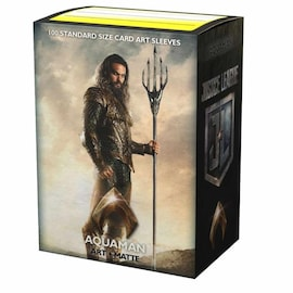 Dragon Shield - Matte Art Sleeves - Aquaman (100)